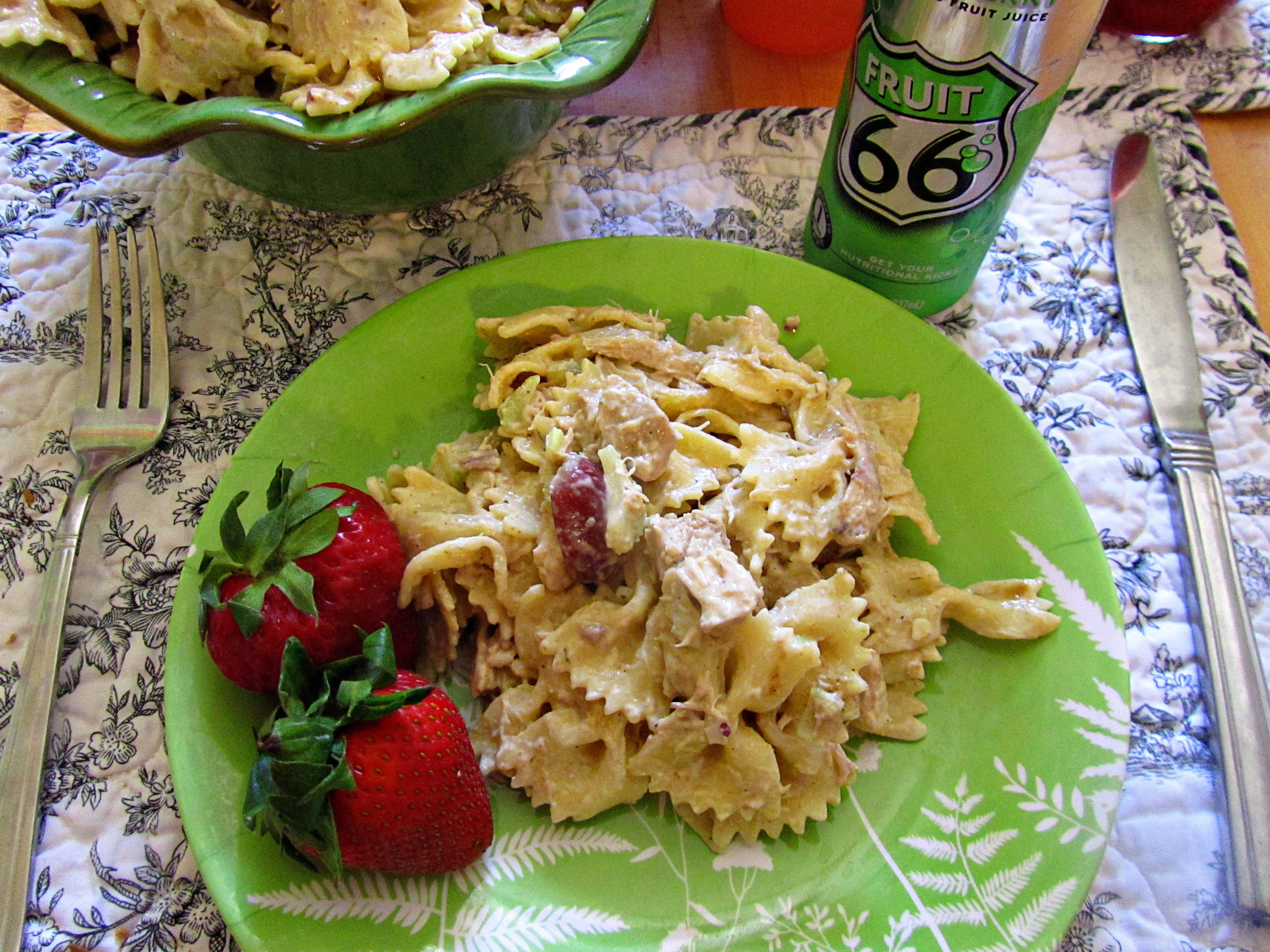 ... pasta salad curried chicken pasta salad curried chicken pasta salad
