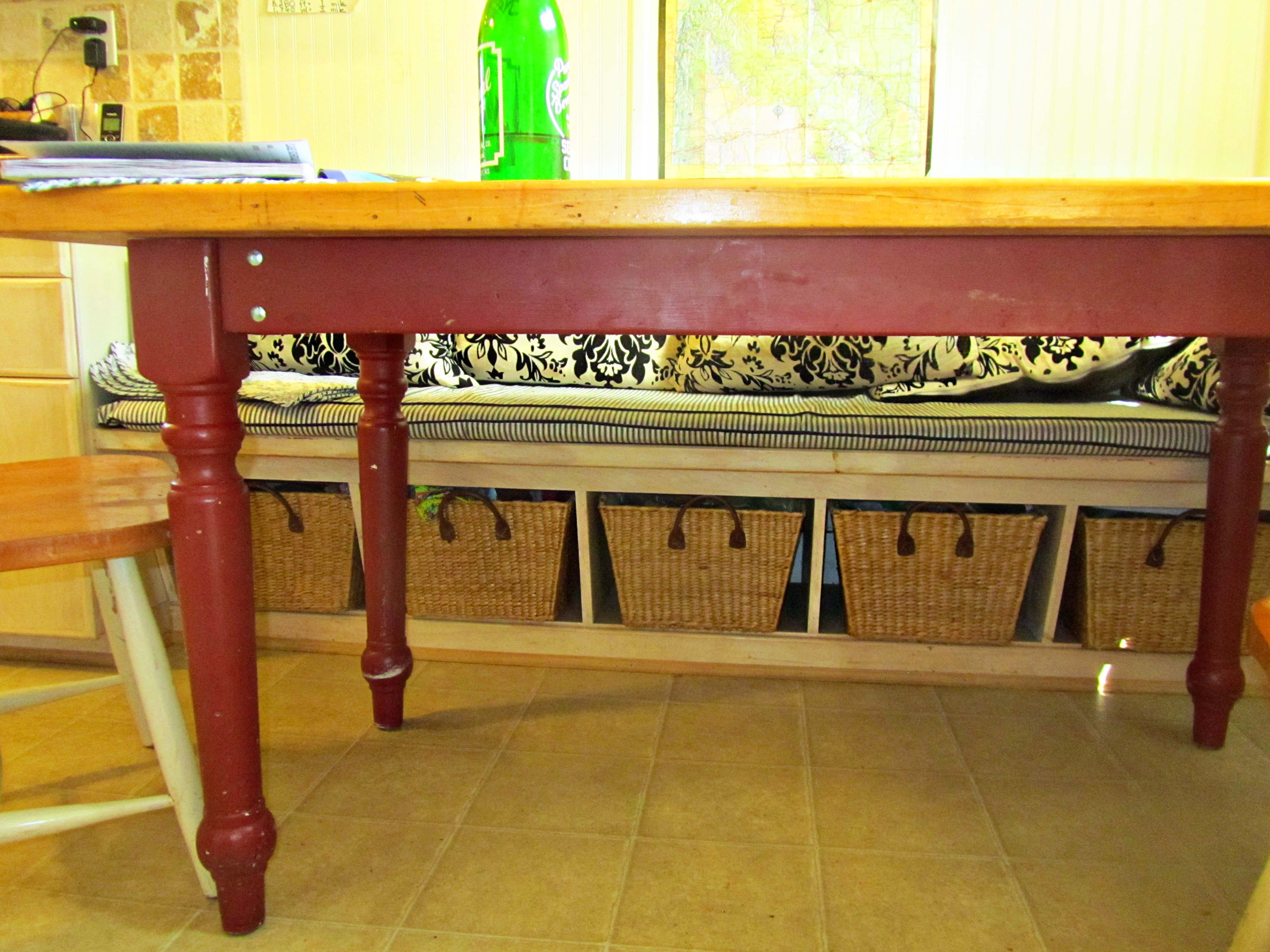 Woodwork woodworking plans projects december 2014 pdf plans for Kitchen work table plans
