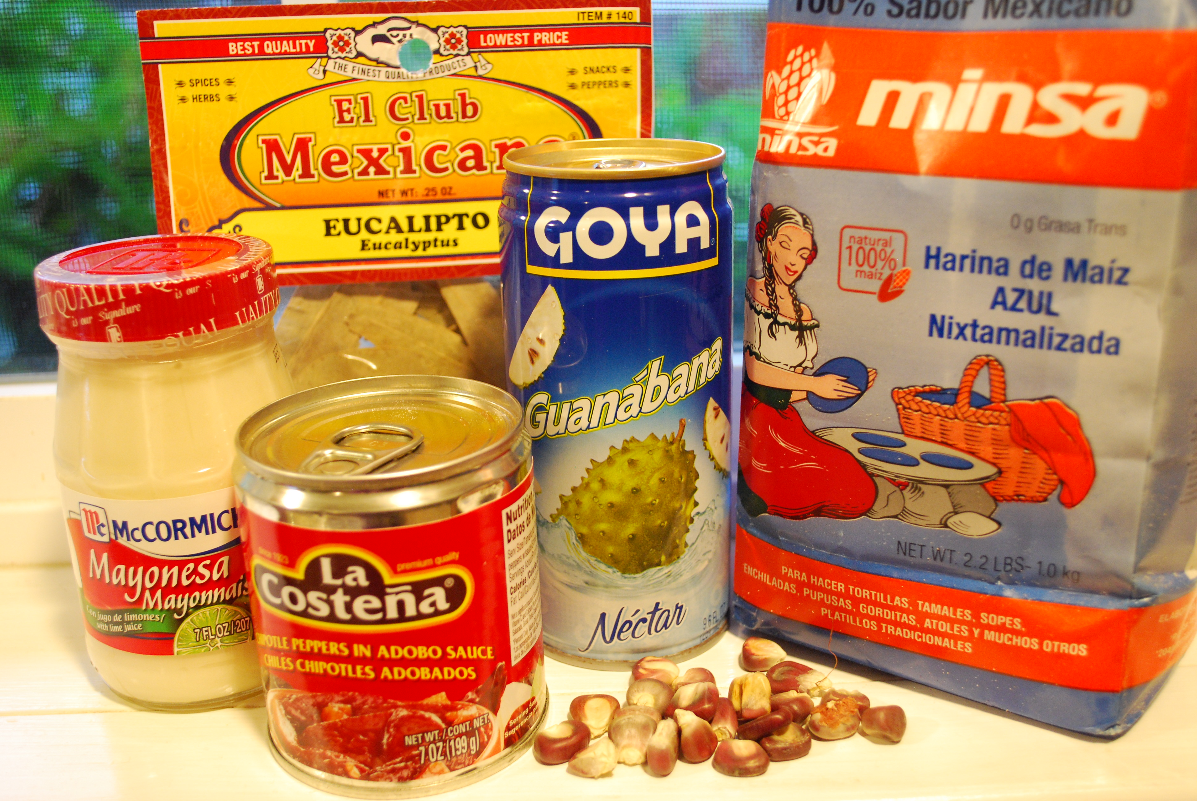 Recipe Mystery Box 3 Mexican Ingredients My Whit S End