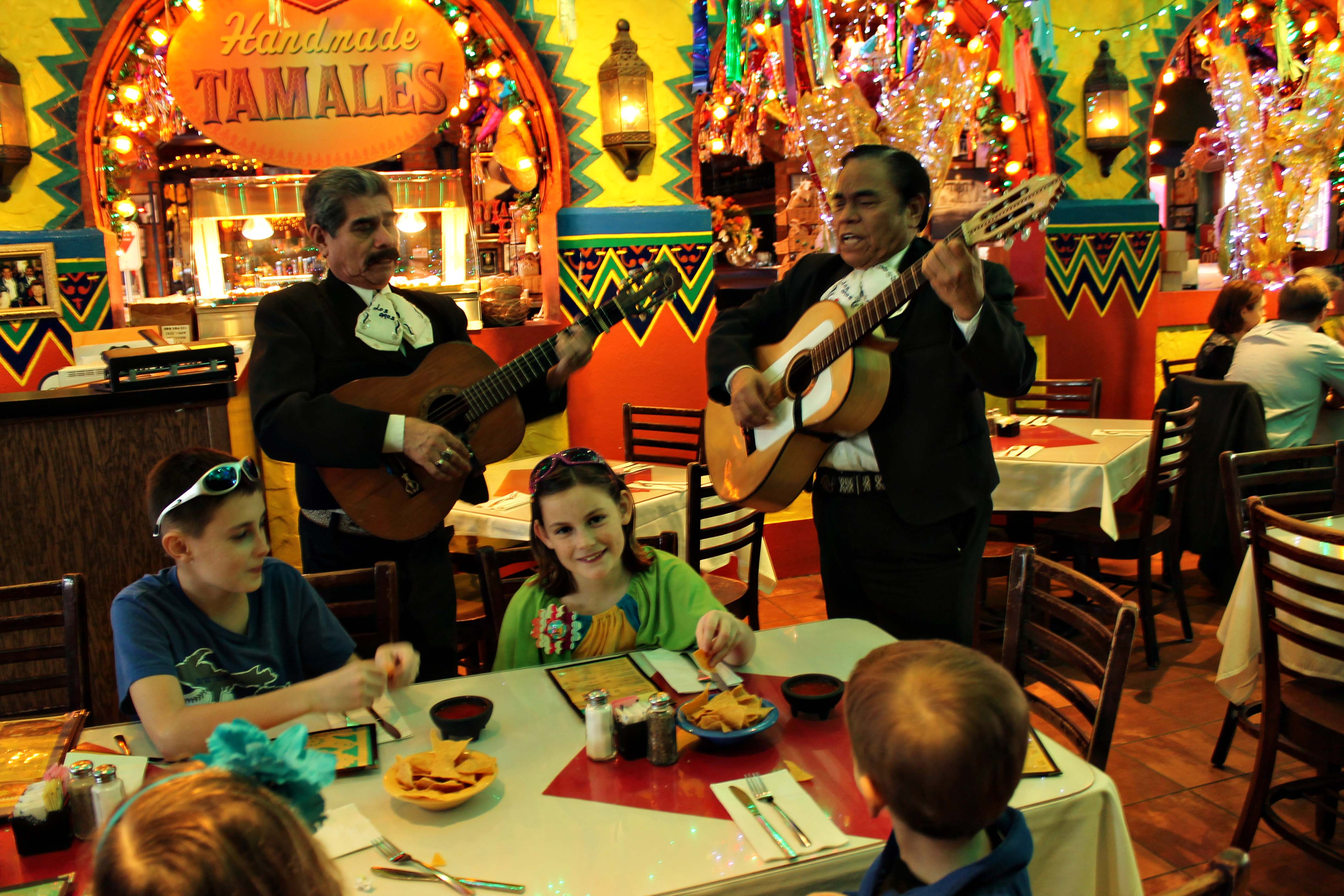 Restaurants That Sing Happy Birthday San Antonio