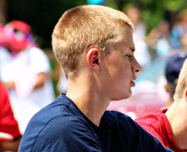 #31 All-American Boy